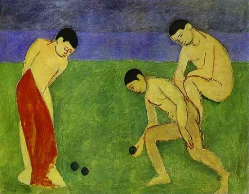 Ο Henry Matisse  και ο Fauvisme
