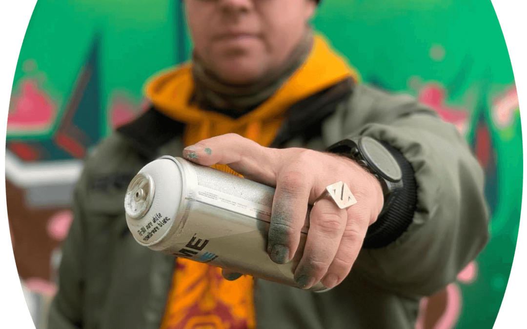 Aπό τα Graffiti στην Street Art
